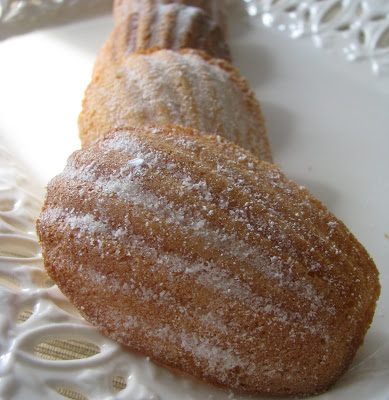 Sweet Madeleines For Tuesdays With Dorie
