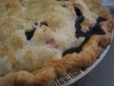 Double Crusted Blueberry Pie – Tuesdays with Dorie
