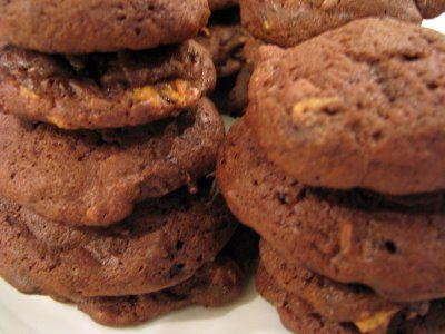 Chocolate Whopper Malted Drop Cookies – Tuesdays with Dorie