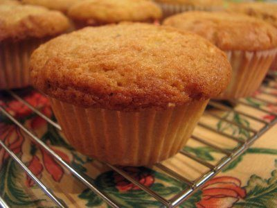 Olive Oil Muffins