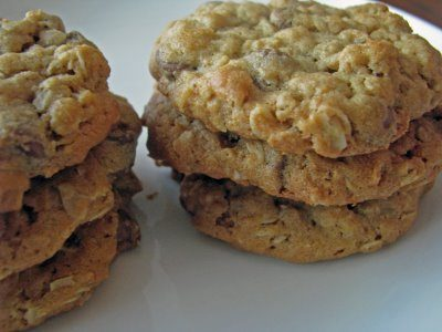 Chunky Peanut Butter and Oatmeal Chocolate Chipters – TWD