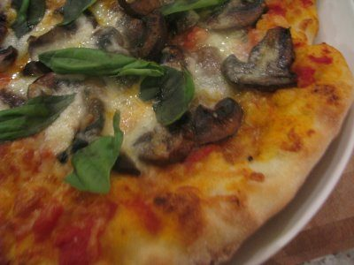 Pizza Dough and Toppings – Daring Bakers