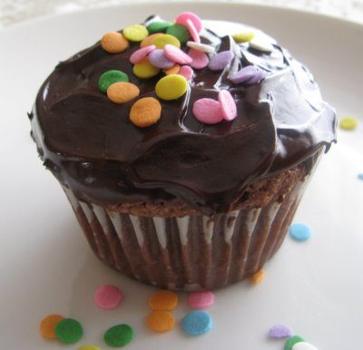 Chocolate-Chocolate Cupcakes – TWD