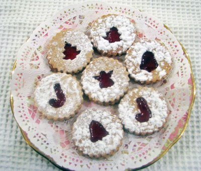 Linzer Sables – Tuesdays with Dorie