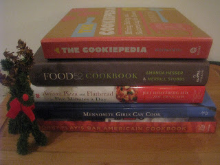 Holiday Cookbook Giveaways!