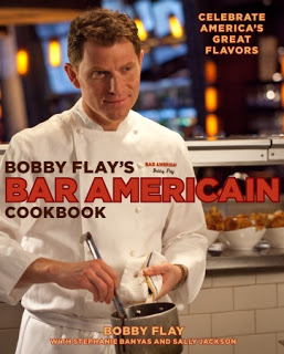 Holiday Cookbook Giveaway – Bobby Flay's Bar Americain Cookbook