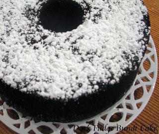 Double Fudge Tube Cake Recipe from a Treasury of Jewish Holiday Baking