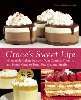 Cookbook Review: Grace's Sweet Life with Orange Cake Recipe