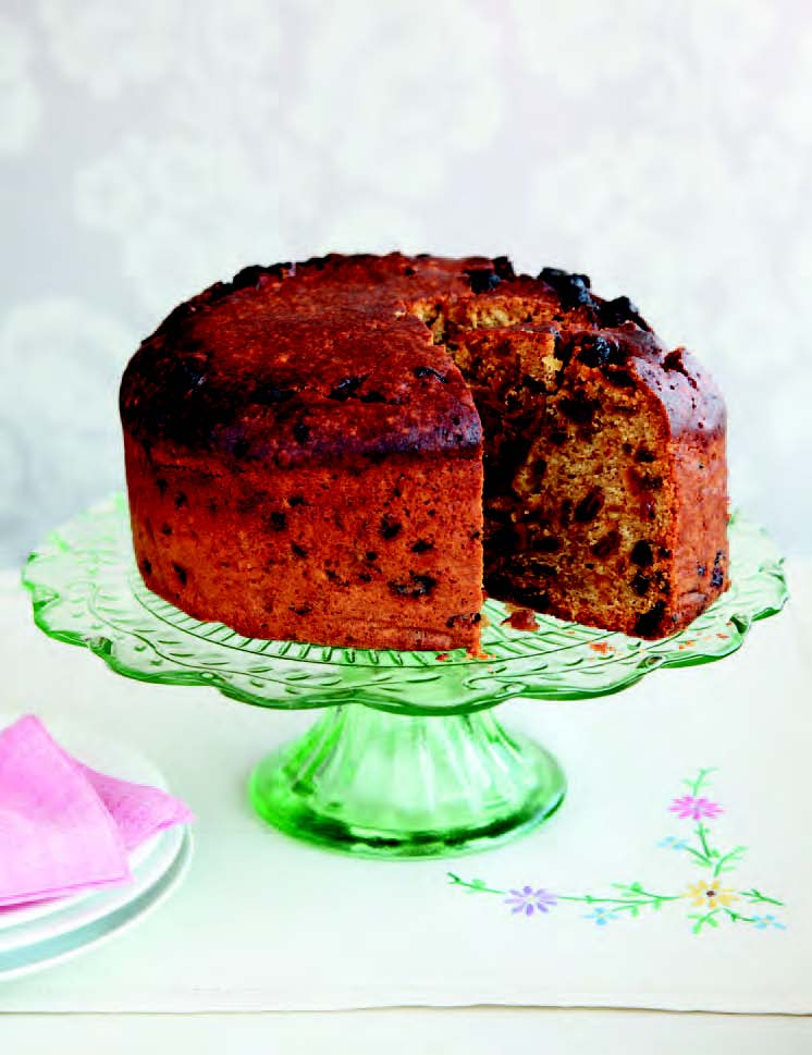Celebrate St. Patrick's Day with Rachel Allen's Porter Cake