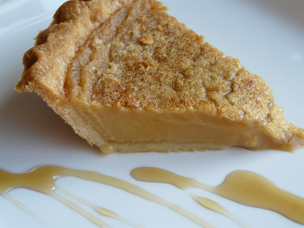 Gallant Sugar Shack Maple Syrup Pie