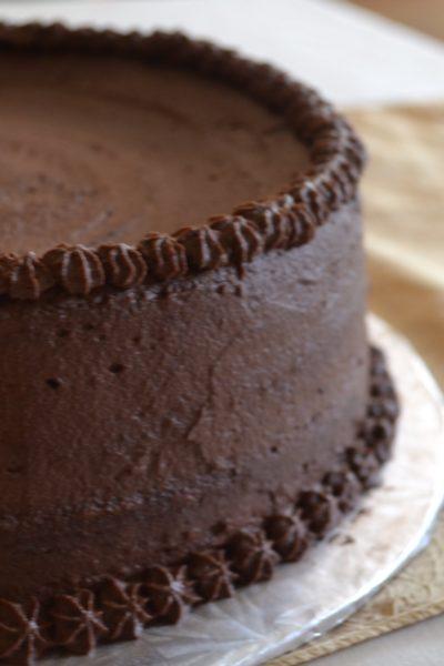 Walnut Torta