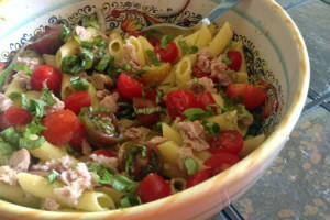 Rio Mare tuna pasta salad