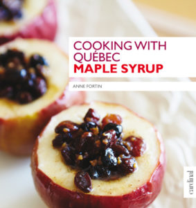 Cooking with Québec Maple Syrup cookbook give-away