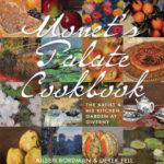 Monet's Palate cookbook review and recipes