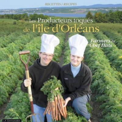Farmers in Chef Hats Cookbook Review