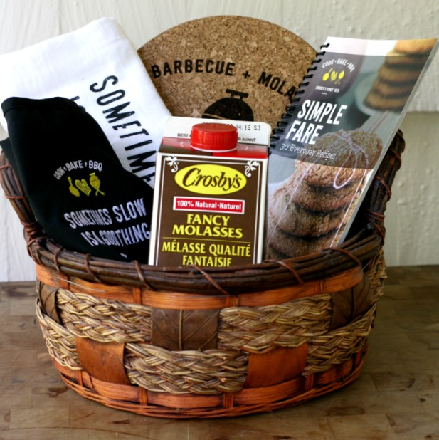 Crosby's Molasses gift basket