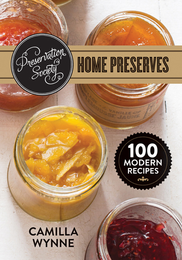 Preservation society home preserves cookbook review my cookbook ervation society book cover forumfinder