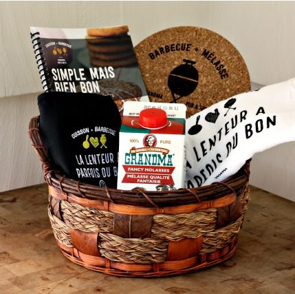 Grandma Molasses Gift Basket
