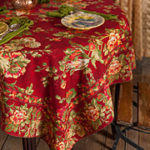 April Cornell Round Tablecloth
