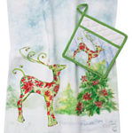 poinsetta-tea-towel-and-pot-holder